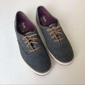 Taylor Swift Limited Edition Wool Keds Size 7
